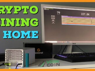 The BEST Crypto Miner for Mining at Home - Goldshell HS1-Plus