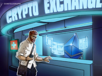 Swiss Stock Exchange SIX and Borse Xetra list physically backed Ether ETP