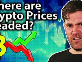Crypto CRASH?!! Where Next For Bitcoin & Alts ⁉️