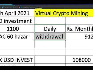 Virtual Mining Machines   Virtual Crypto Mining Machines   Cryptocurrency in Pakistan