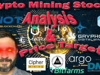 What Is The BEST Crypto Mining Stock?   Price Targets   Analysis   Financial Comparisons